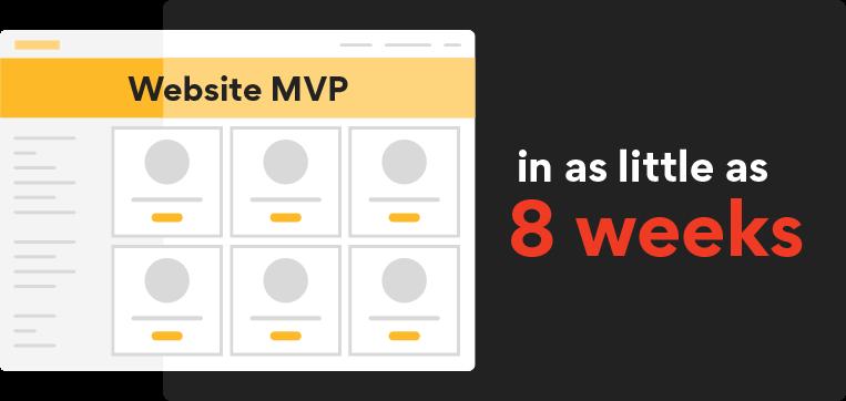 Website MVP Illustration