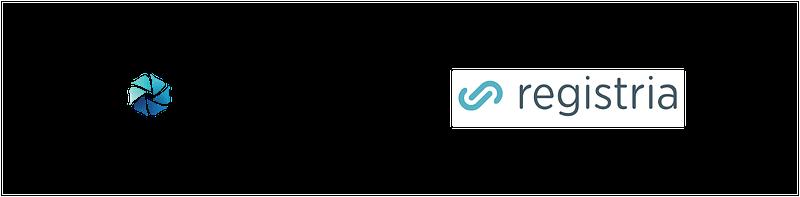 inriver and Registria logos